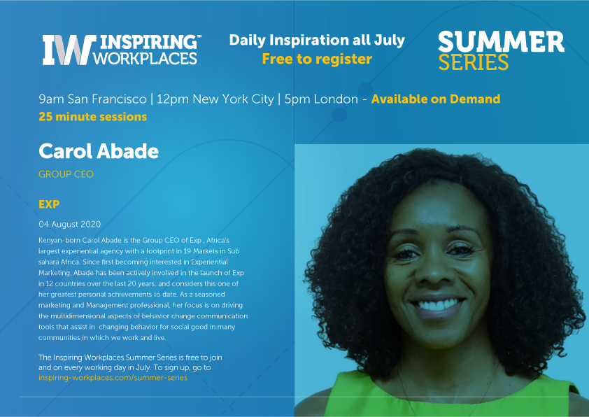 On Demand Video: Insight into African Millennials with Carol Abade