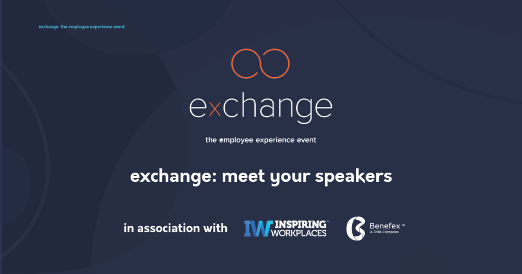 eBook: exchange: Meet your Speakers – The Employee Experience Event
