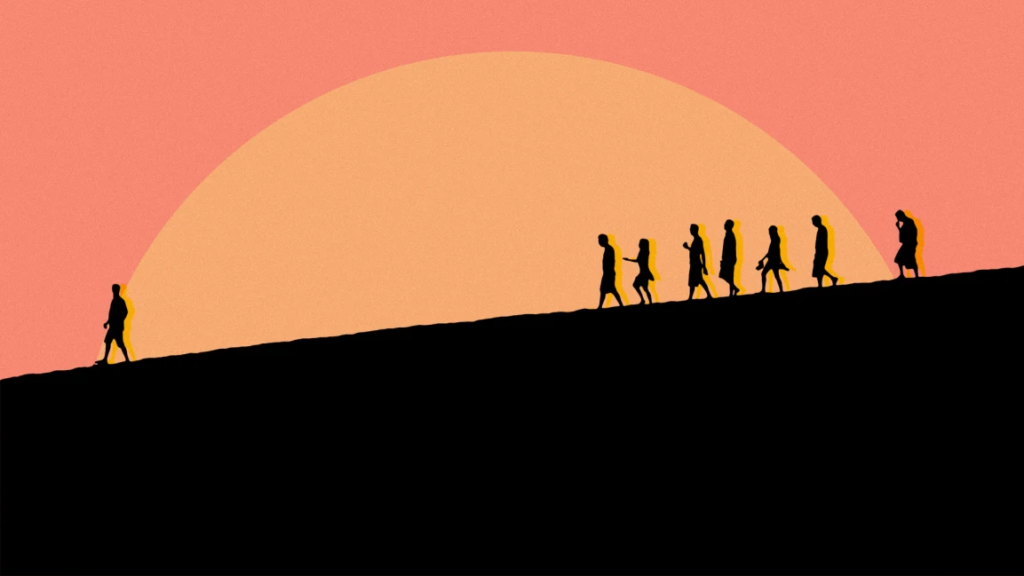 Six key characteristics for leaders in the new world of work