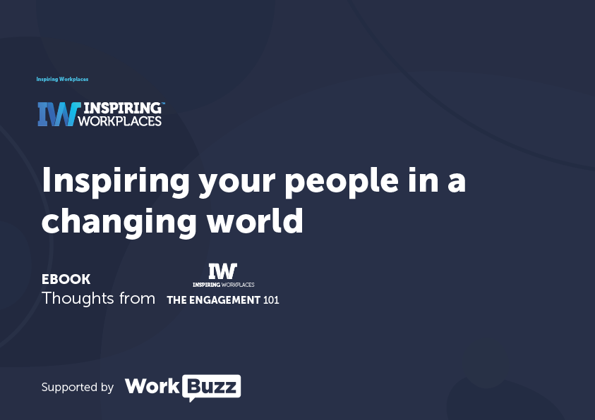 eBook: Inspiring your people in a changing world