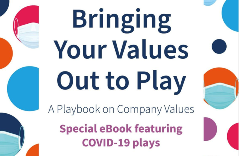 Ebook: Bringing your values out to play during Covid-19