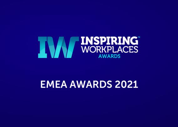 Inspiring Workplaces Awards EMEA 2021 Virtual Ceremony