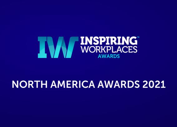 Inspiring Workplaces Awards North America 2021 Virtual Ceremony