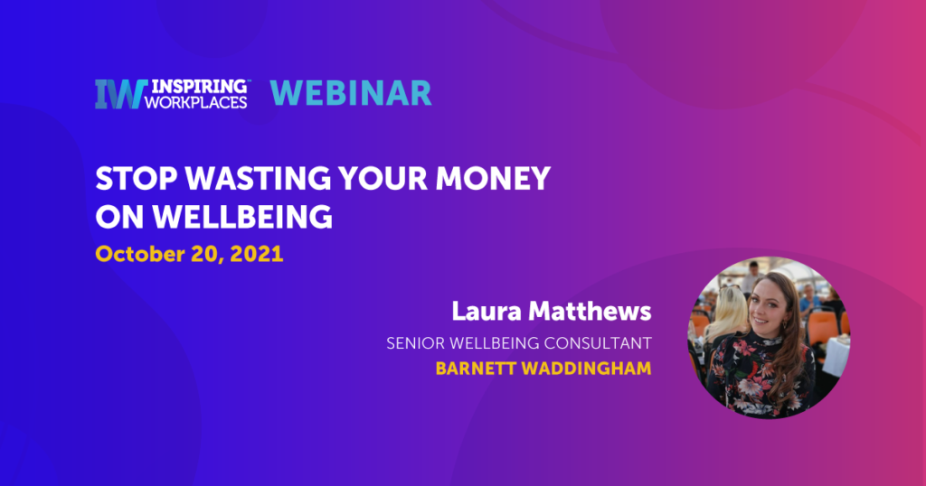 On Demand Video: Stop Wasting your Money on Wellbeing