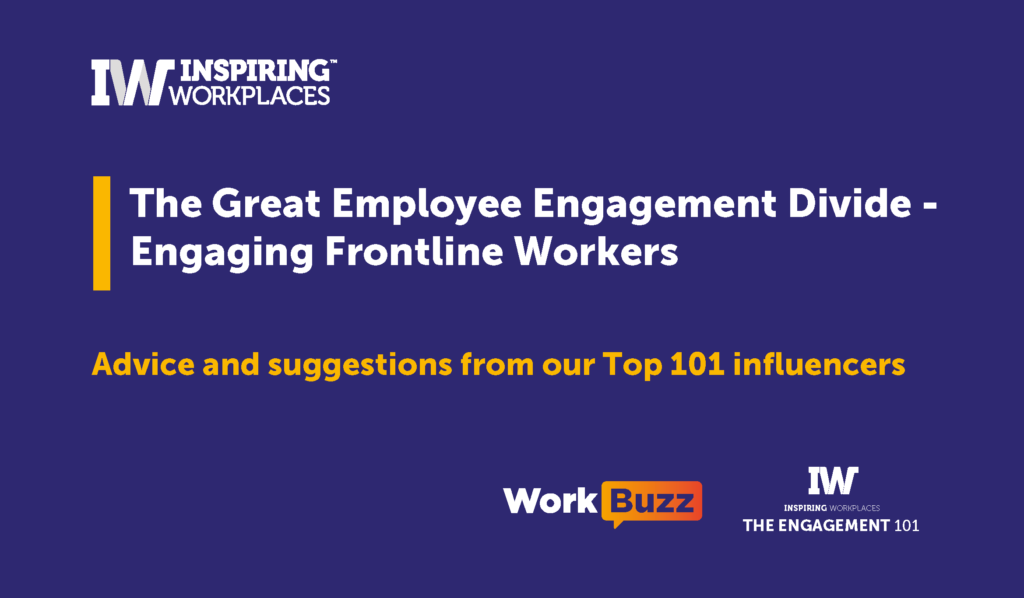ebook: The Great Employee Engagement Divide – Engaging Frontline Workers